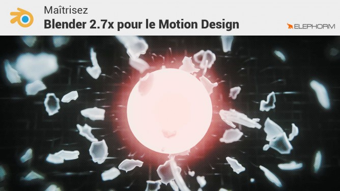 Blender pour le motion design